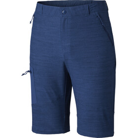 Columbia Triple Canyon Pantalones cortos Hombre, carbon heather